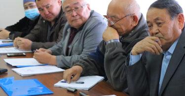Тренинг для журналистов в городе Талас