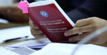 Сооронкулова: КР подписывала международный документ о выборах и не может его игнорировать