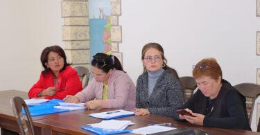 Тренинг для представителей НКО в городе Талас