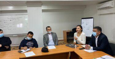 В Баткене прошел общественный диалог по конституционной реформе и досрочных выборах президента