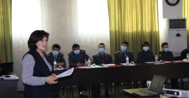 В городах Ош и Джалал-Абад прошли тренинги для правоохранительных органов