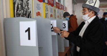 В Кыргызстане намерены провести референдум по изменению Конституции вместе с выборами президента