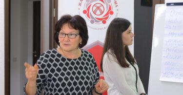 Тренинги для НКО в Бишкеке