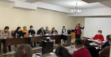 Общественный диалог в городе Ош. Обсудили конституционную реформу и досрочные выборы президента