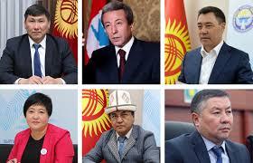 Шайлоо-2021. Президенттик шайлоого 18 талапкер ат салышат — тизме
