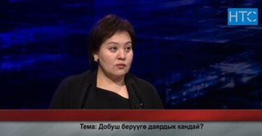 Кош шайлоого даярдык кандай   Ар тарап   НТС   Кыргызстан