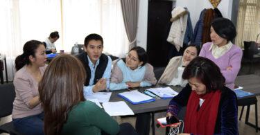Победители тренинга «Роль граждан в избирательном процессе»