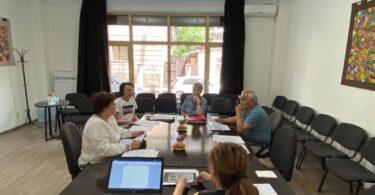 В ОФ «Гражданская платформа» избран новый Наблюдательный совет