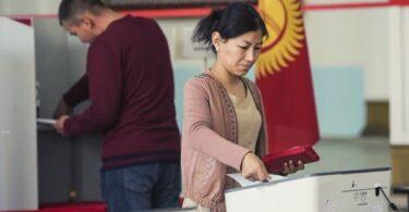Бишкекте кайра шайлоого 17 саясий партия катышат