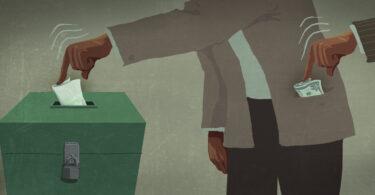 Повторные выборы. Куда нужно обращаться, если вам предлагают деньги за голос
