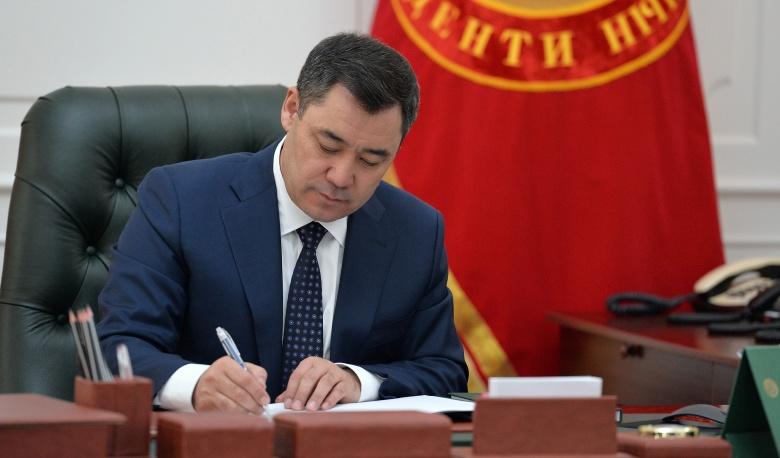 Жапаров предлагает наделить акимов неприкосновенностью