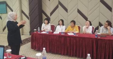 Равноправное участие женщин и мужчин в принятии решений обсудили в г. Жалал-Абад