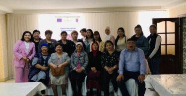 Расширение прав и возможностей активных граждан по взаимодействию с депутатами местных Кенешей